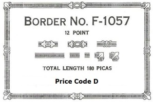 Border F-1057