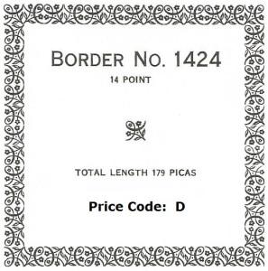 Border 1424