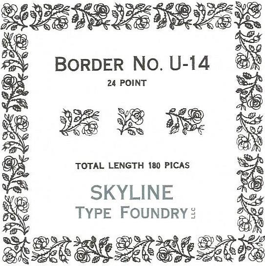 Border U-14