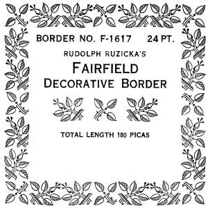 Border F-1617
